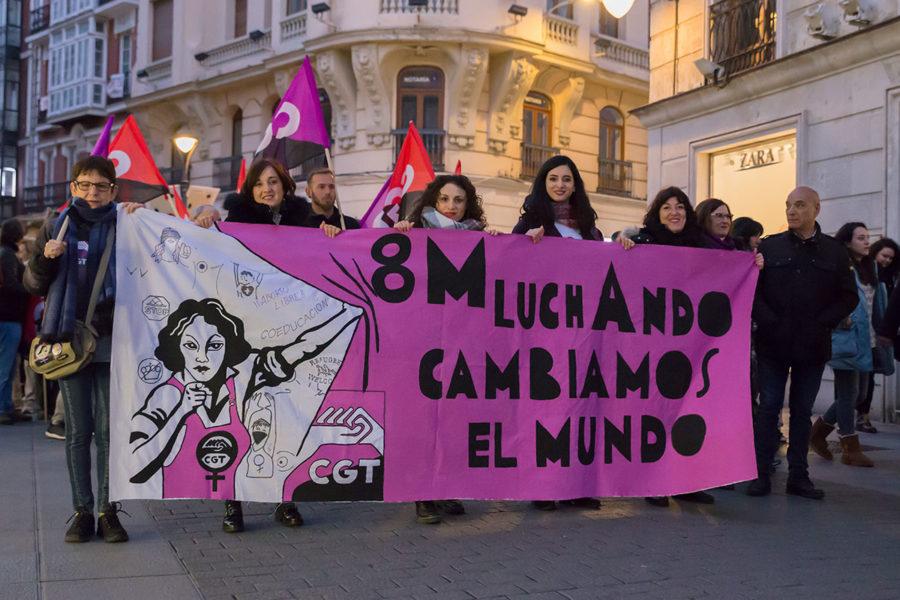 8 de marzo de 2020 – Día Internacional de la Mujer Trabajadora (Fotos) - Imagen-41