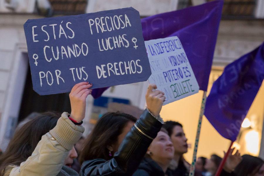 8 de marzo de 2020 – Día Internacional de la Mujer Trabajadora (Fotos) - Imagen-42