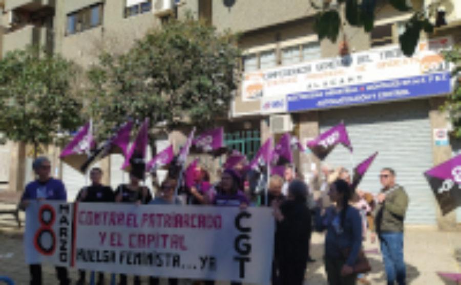 8 de marzo de 2020 – Día Internacional de la Mujer Trabajadora (Fotos) - Imagen-4
