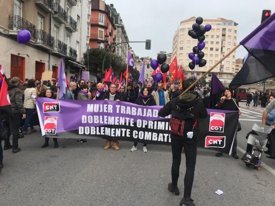 8 de marzo de 2020 – Día Internacional de la Mujer Trabajadora (Fotos) - Imagen-23