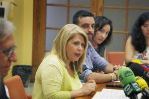 La alcaldesa Mamen Sánchez, y su equipo de gobierno, pone en riesgo la salud de los trabajadores y trabajadoras municipales
