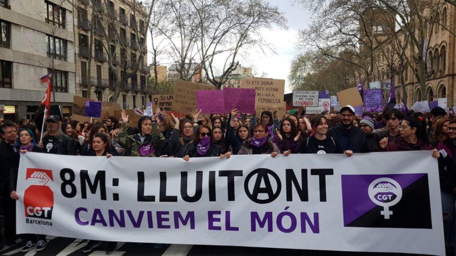 8 de marzo de 2020 – Día Internacional de la Mujer Trabajadora (Fotos) - Imagen-10