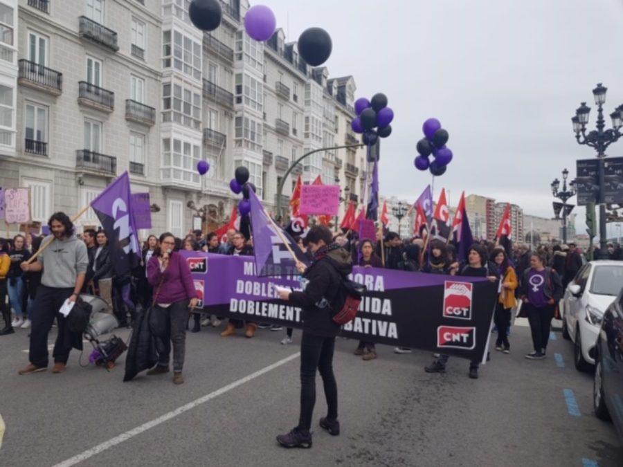 8 de marzo de 2020 – Día Internacional de la Mujer Trabajadora (Fotos) - Imagen-19