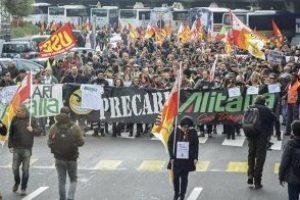 Moción de solidaridad con los trabajadores Alitalia, Air Italy y el sector de la aviación italiana