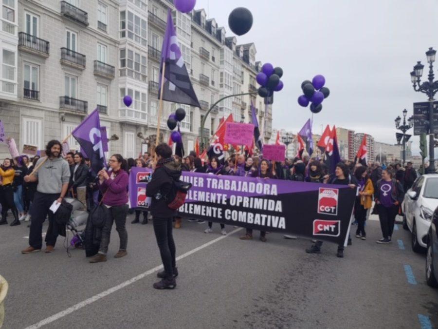 8 de marzo de 2020 – Día Internacional de la Mujer Trabajadora (Fotos) - Imagen-20