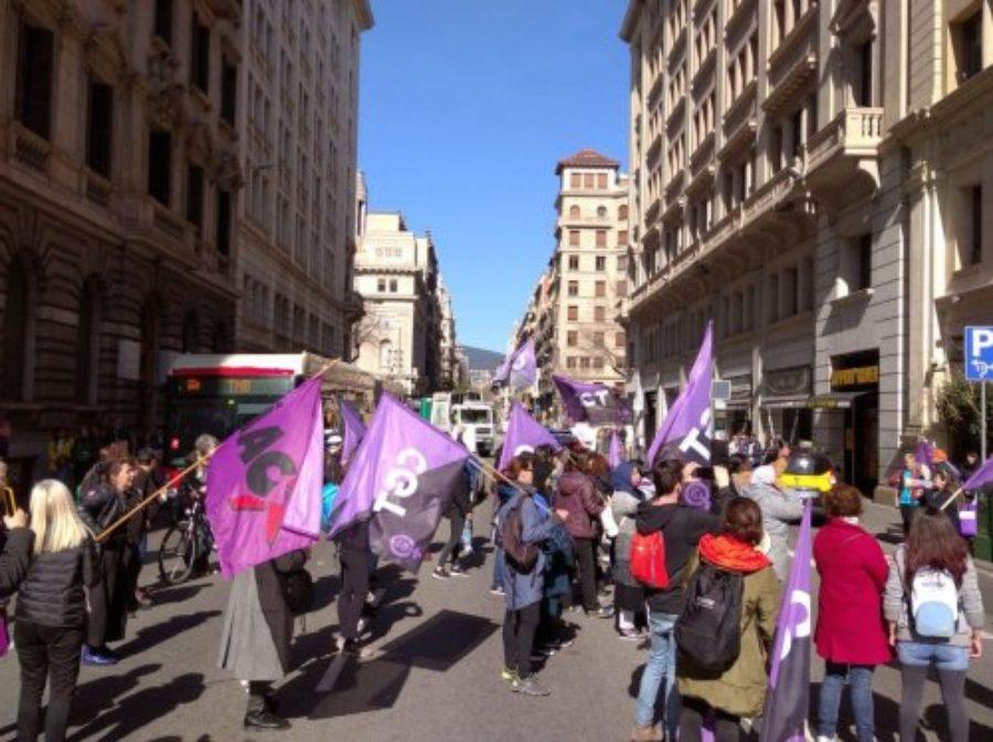 8 de marzo de 2020 – Día Internacional de la Mujer Trabajadora (Fotos) - Imagen-9