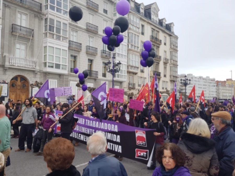 8 de marzo de 2020 – Día Internacional de la Mujer Trabajadora (Fotos) - Imagen-21