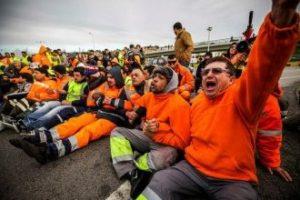 Portugal: ¡Solidaridad con los estibadores de Lisboa!