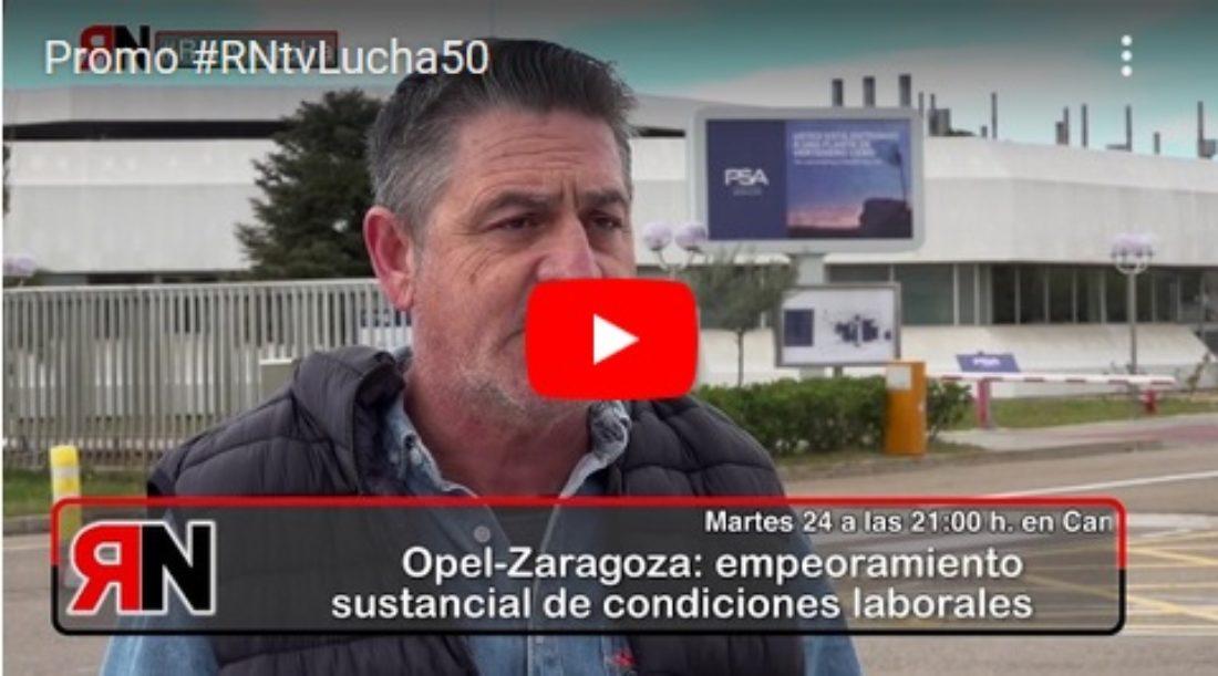 Promo #RNtvLucha50