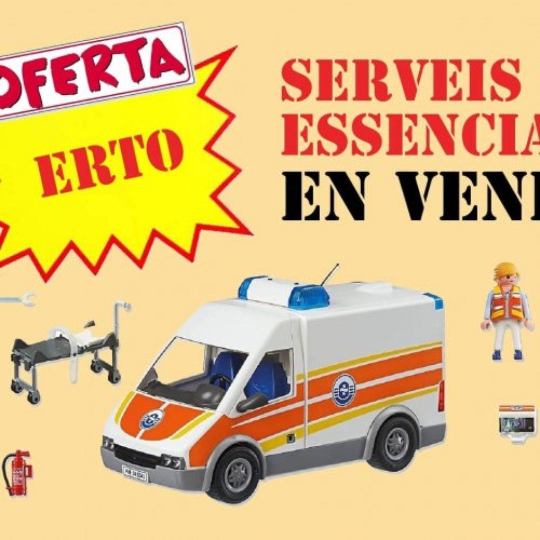 [COVID19] Les ambulàncies de Catalunya, en perill