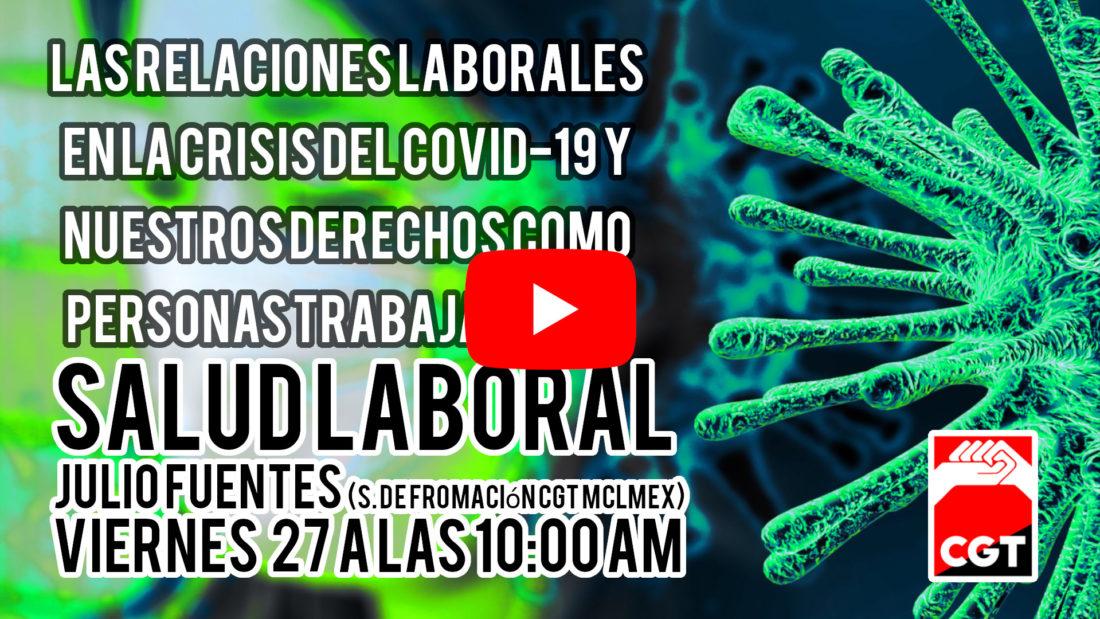 Covid-19 Salud Laboral