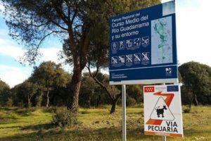 Los espacios naturales protegidos de la Comunidad de Madrid siguen funcionando a pesar del Estado de Alarma