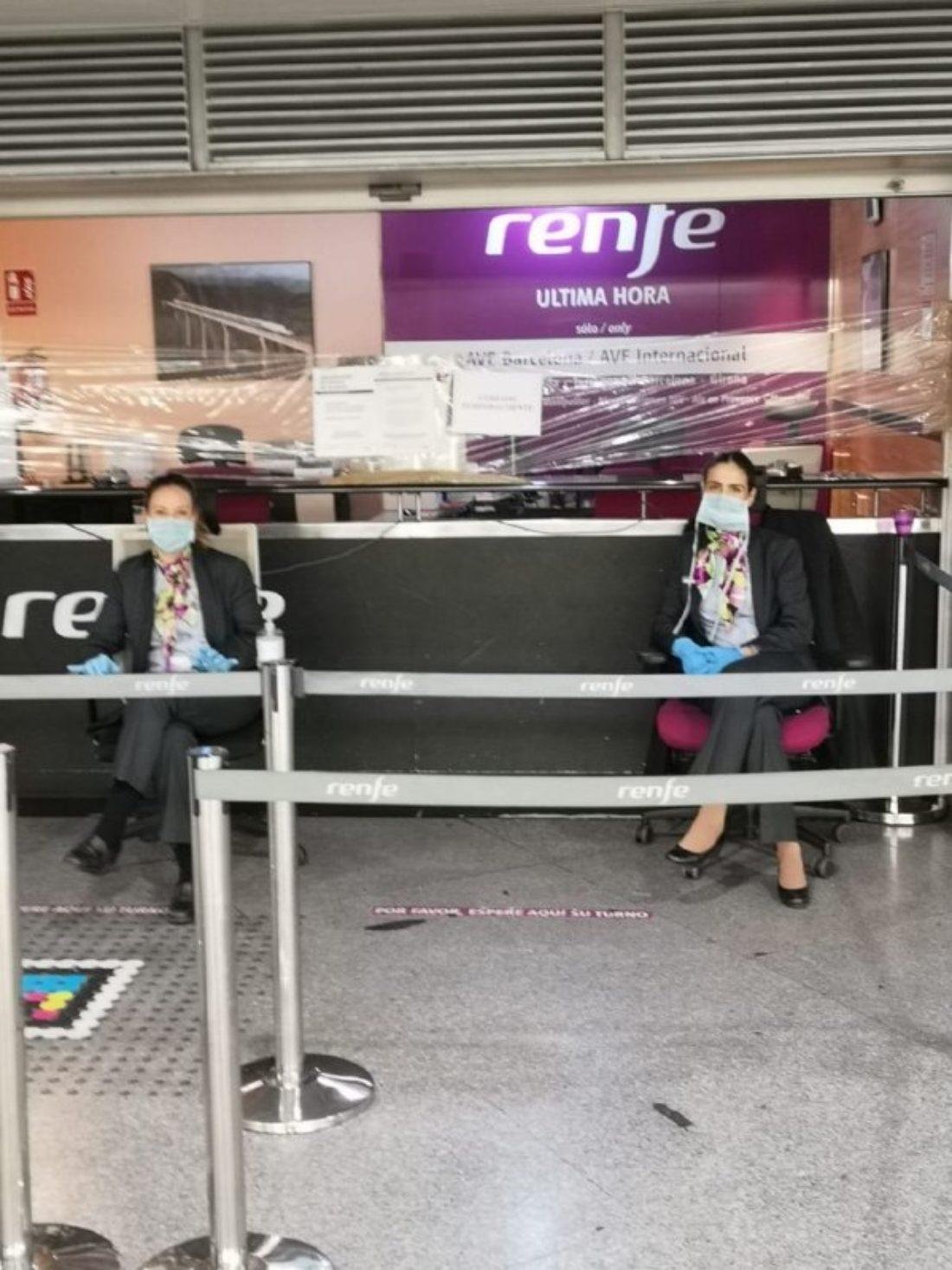 CGT denuncia que Ferrovial incumple las medidas de protección marcadas por el Gobierno contra la pandemia del Covid-19