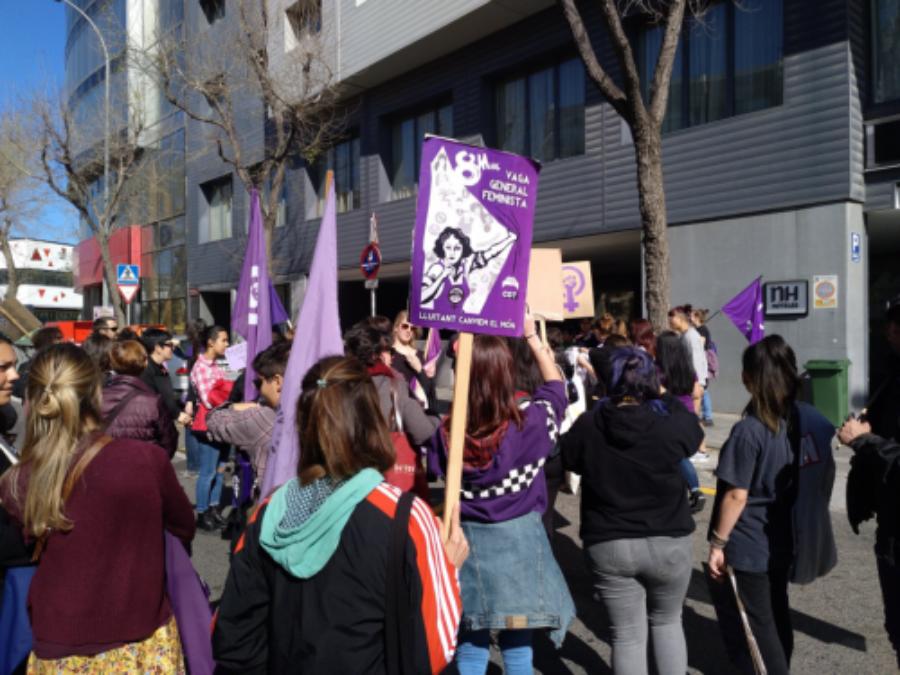 8 de marzo de 2020 – Día Internacional de la Mujer Trabajadora (Fotos) - Imagen-12