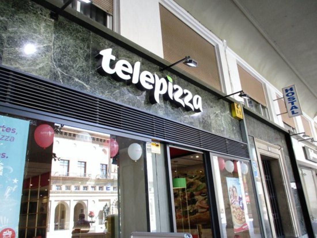 La plantilla de Telepizza queremos servir comida sana a las personas más vulnerables, y no que algunos hagan negocio
