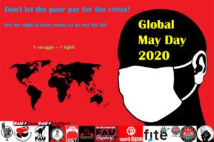 Llamamiento para el 1º de Mayo de 2020 Global