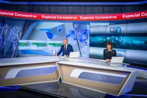 Análisis de los informativos diarios del 27 de marzo al 15 de abril de 2020 realizado por CGT-RTVA
