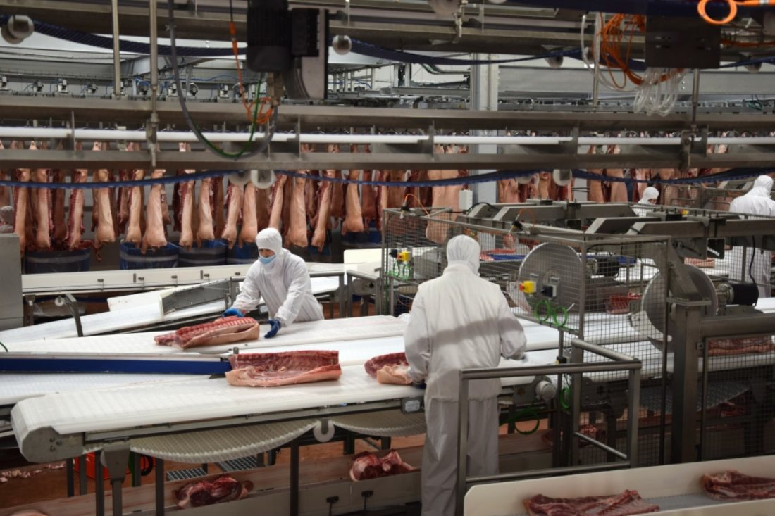 CGT critica la falta de seguridad en la empresa cárnica Litera Meat