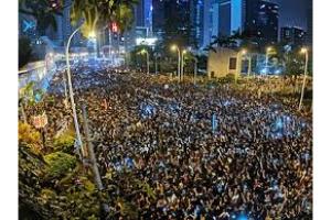 HONG KONG   ¡por la retirada de los cargos por participar en las movilizaciones de 2019!