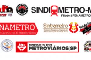 Coordinadora de Metros del mundo: Solo el pueblo salva al pueblo