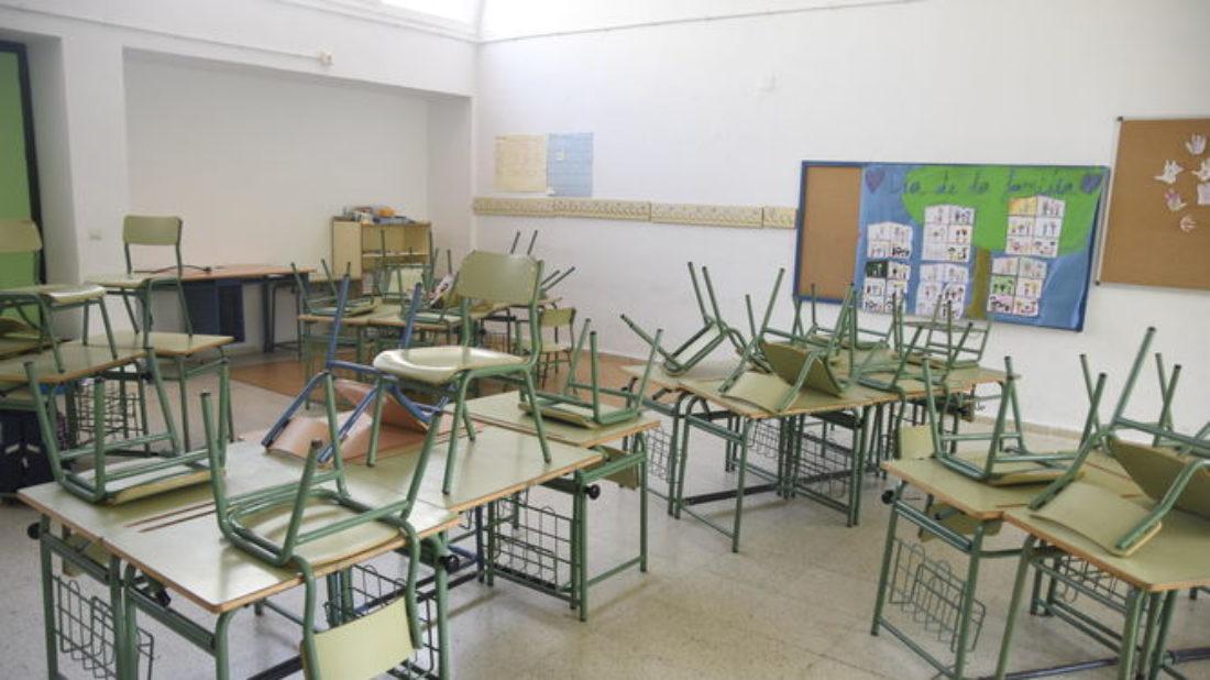 CGT exige que se cumplan las medidas de seguridad en los centros educativos