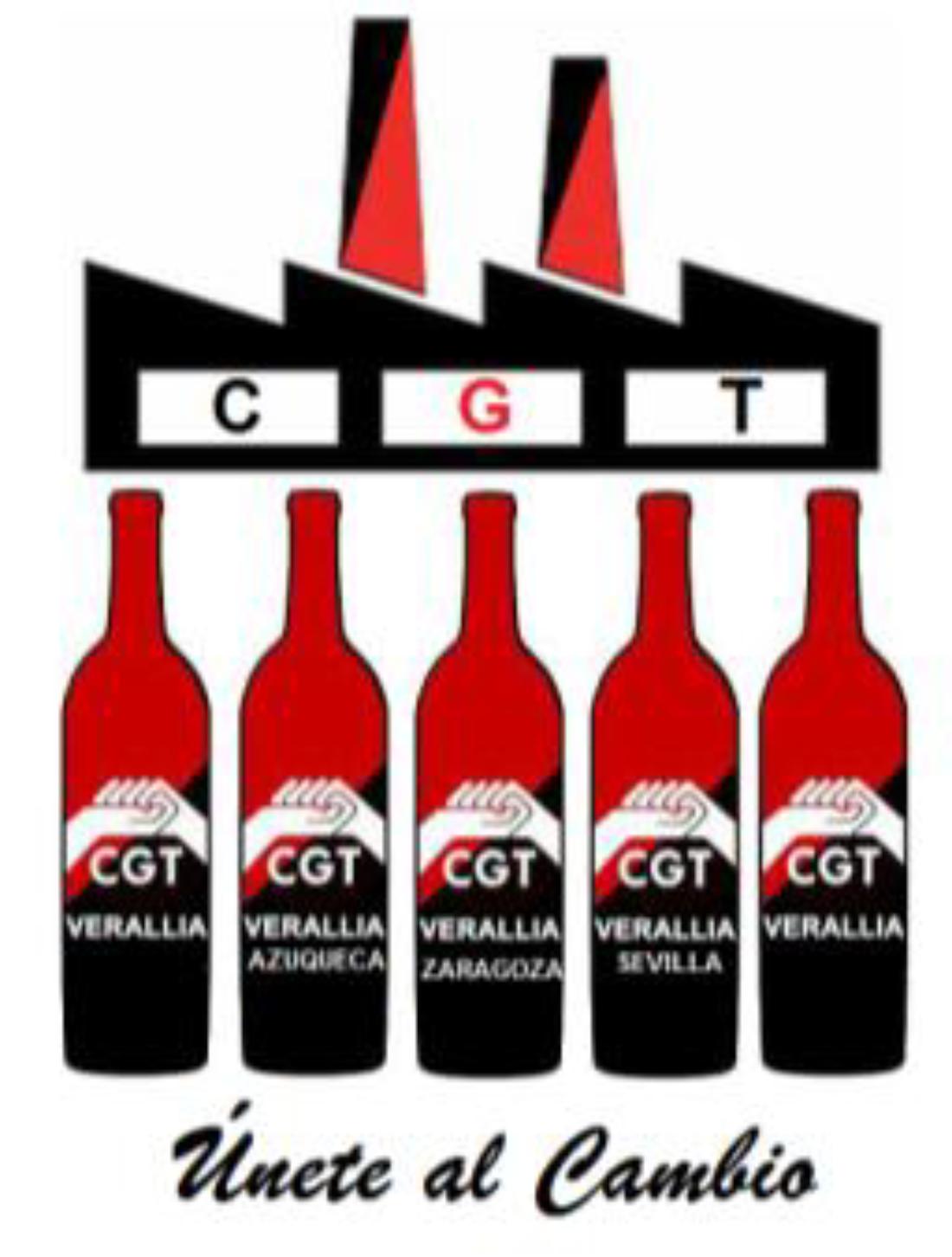 La sección sindical estatal de CGT en Veralia logra que se tomen medidas frente al Covid-19