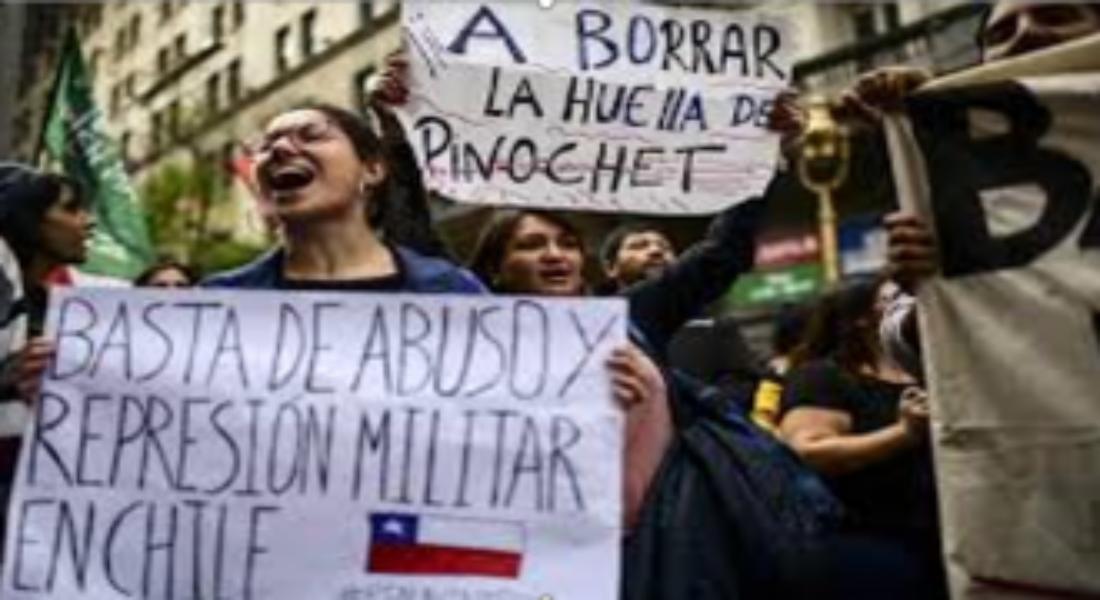 Chile: Libertad a los presos y las presas por luchar