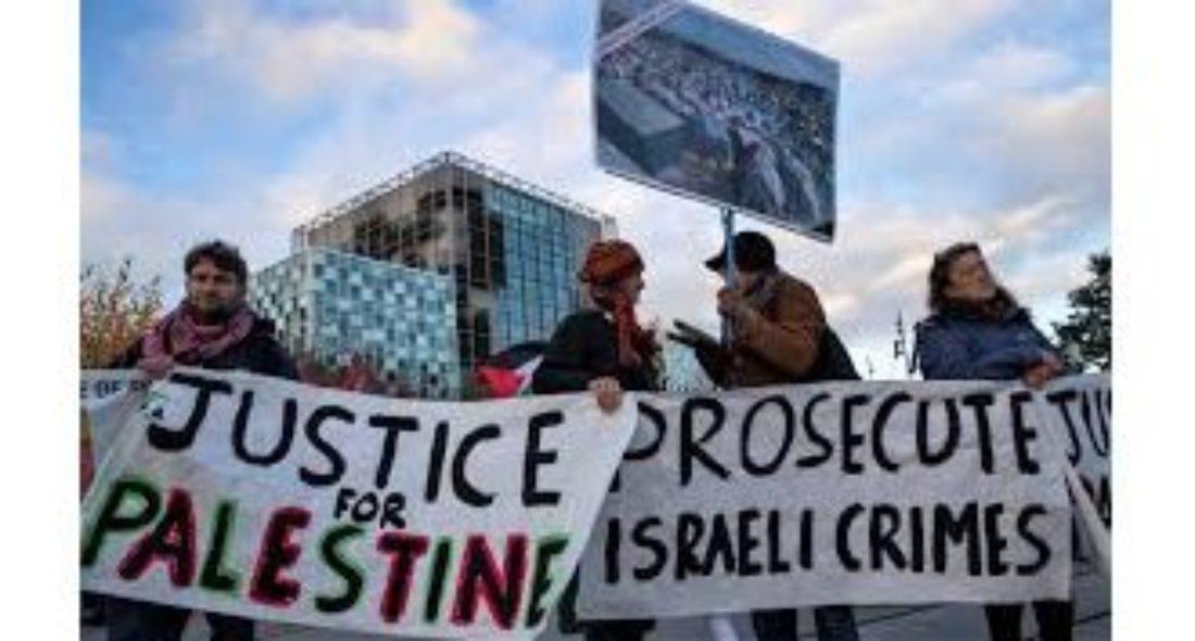 PALESTINA   Israel ante la Corte Penal Internacional: ya es hora