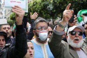 ARGELIA | Epidemia de represión contra el Hirak