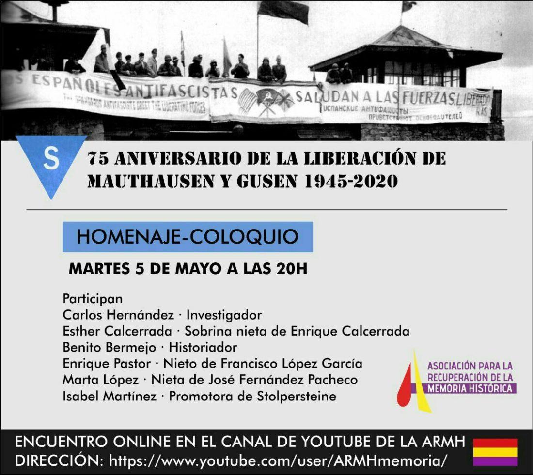Las pruebas de la responsabilidad franquista en la deportación de españoles a campos nazis, a 75 años de su liberación