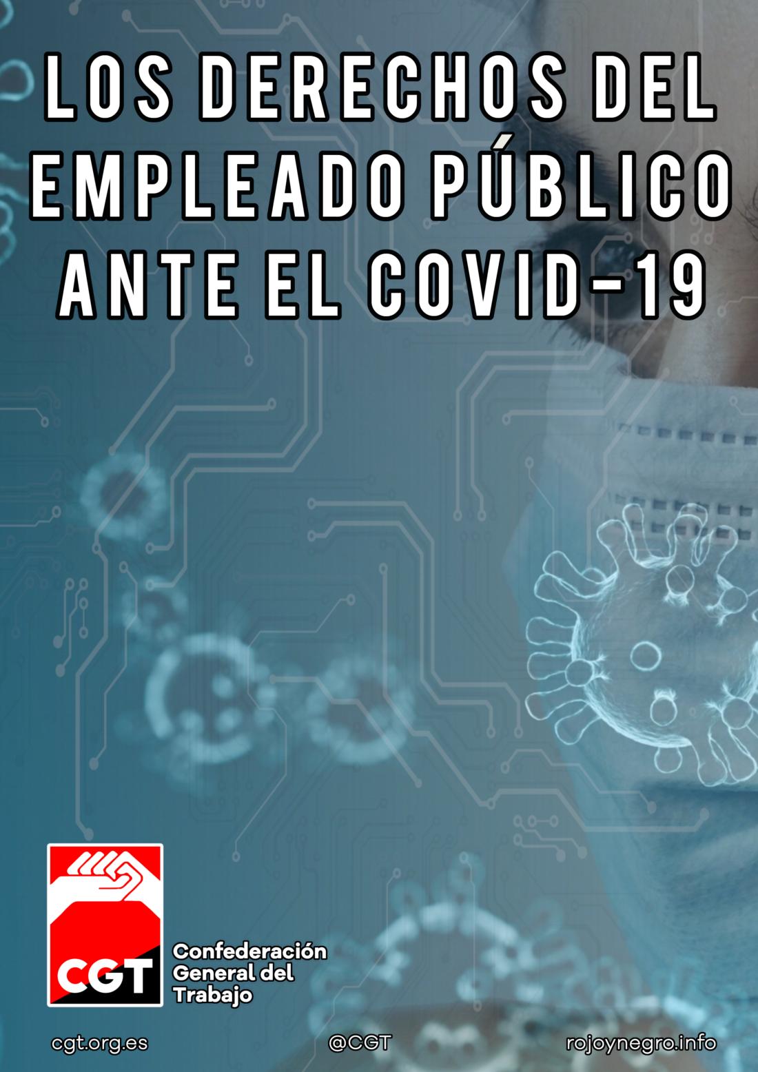 Los derechos del empleado publico ante el Covid-19
