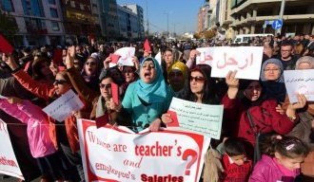 KURDISTÁN | Solidaridad con el profesorado del Kurdistán iraquí