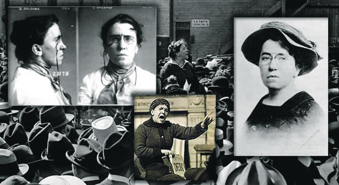Emma Goldman y su amor por la vida (80 aniversario de su muerte)