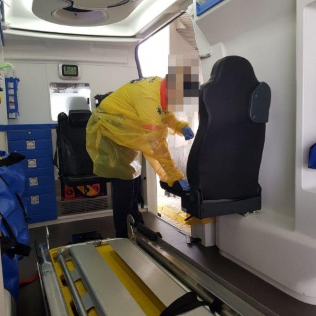 El TSJC urgeix aplicar amb caràcter immediat mesures cautelars a Ivemon Ambulàncies Egara