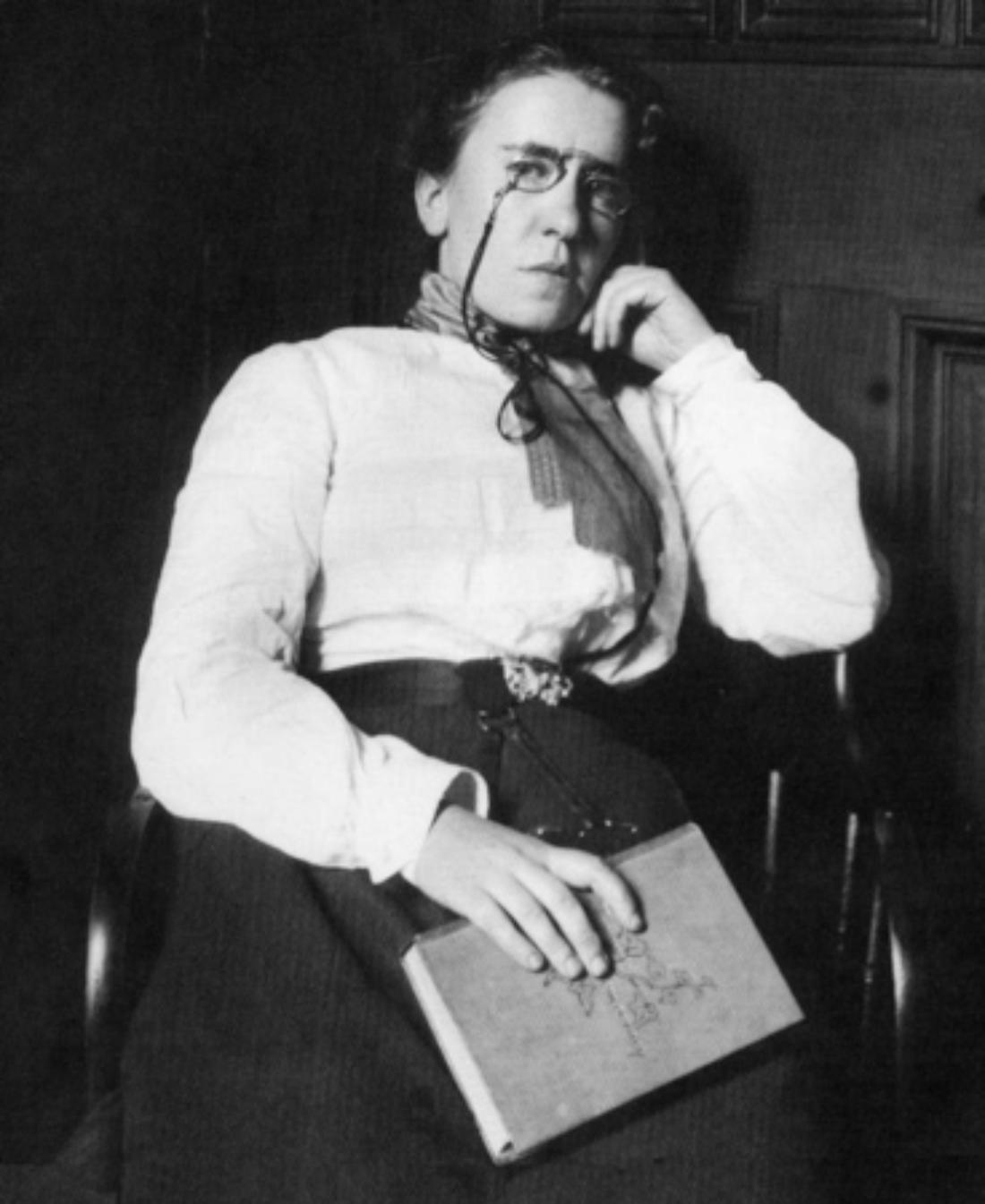 «Mujeres Libres» y Emma Goldman