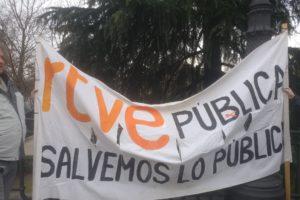 Pandemia de productoras externas en RTVE