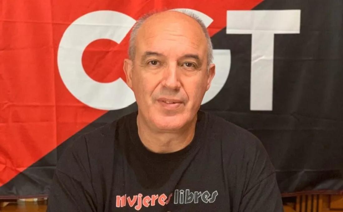 """Muñoz Póliz: """"En un ERTE, 3 de cada 4 euros los pone la clase trabajadora"""""""