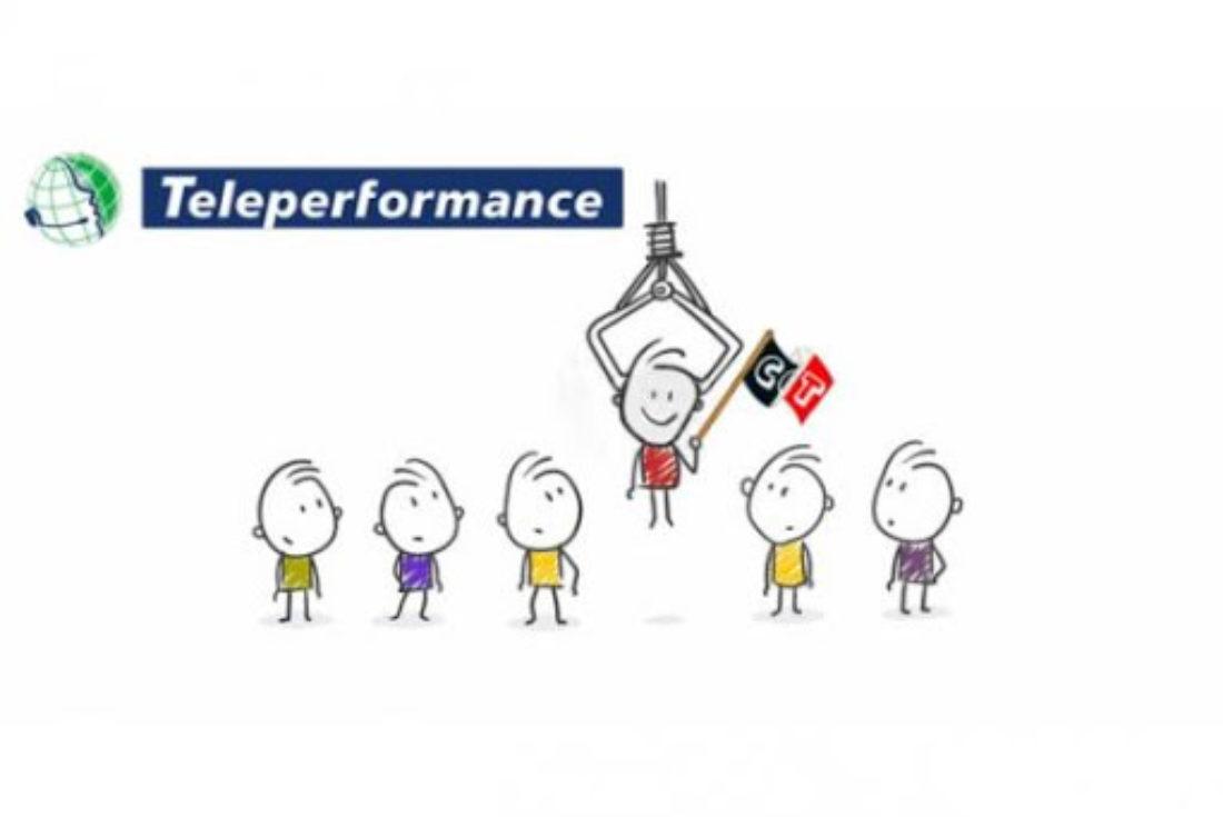 Teleperformance aprovecha el teletrabajo para precarizar aún más a su personal