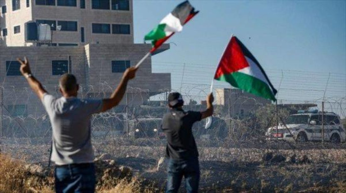 CGT rechaza la anexión que Israel quiere llevar a cabo de territorios de la Cisjordania ocupada que supondría un paso más en el exterminio del pueblo palestino