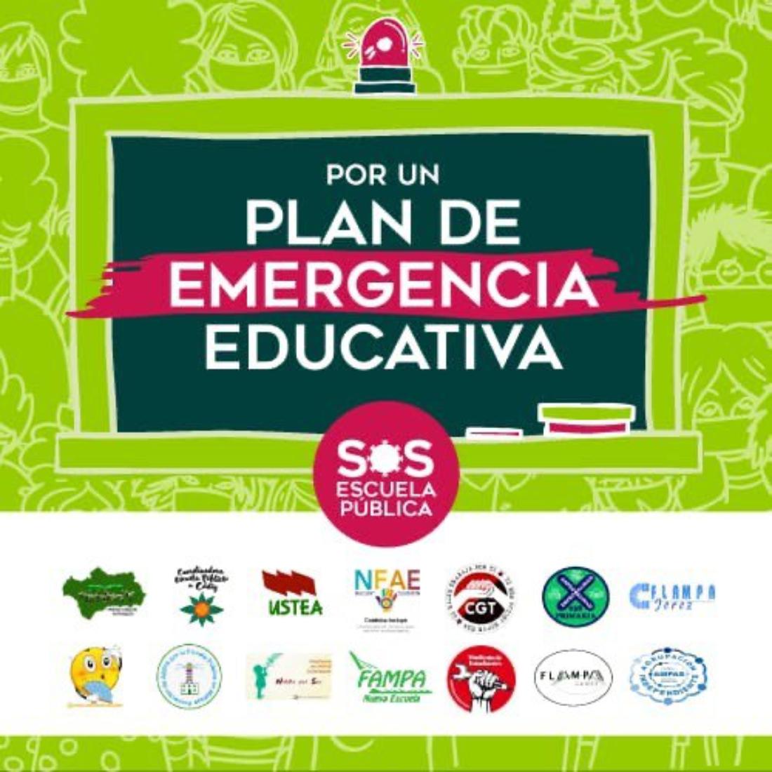 Un plan de choque y un cambio de rumbo para la educación pública