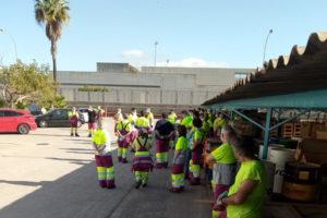 La Dirección de RENFE no escarmienta y desprecia al virus poniendo en riesgo a la plantilla de los talleres en Málaga