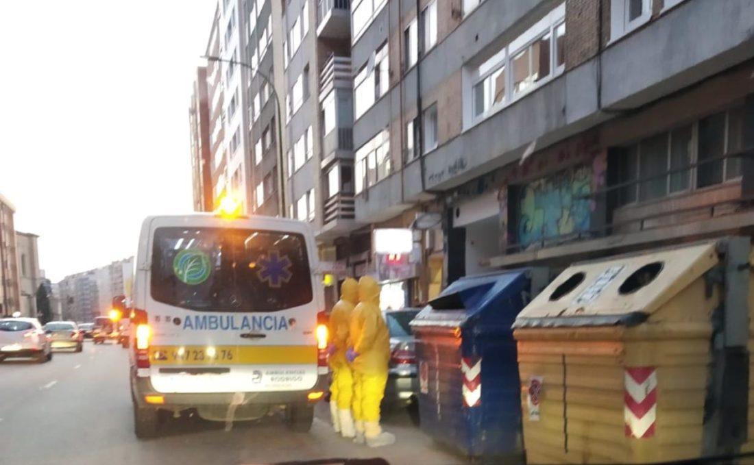 CGT exige 24 horas de presencia de la ambulancia de soporte vital básico en Gamonal