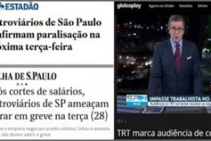 Metro de Sao Paulo: ¡victoria antes de la huelga!