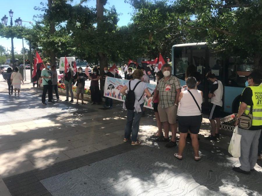 Concentraciones convocadas por la CGT el 30 de junio para exigir que esta nueva crisis no la paguen los colectivos más precarios y desfavorecidos - Imagen-8