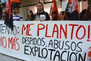 Atento despide a las afectadas por el ERTE en A Coruña, al día siguiente de su finalización
