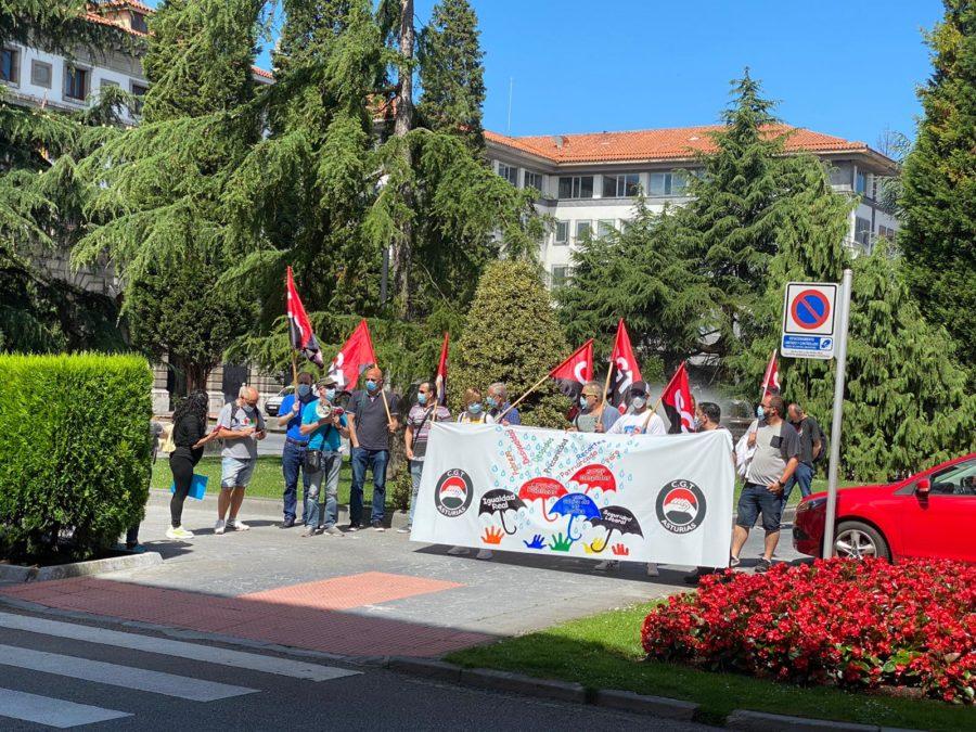 Concentraciones convocadas por la CGT el 30 de junio para exigir que esta nueva crisis no la paguen los colectivos más precarios y desfavorecidos - Imagen-2