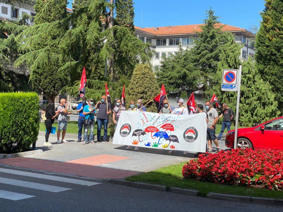 Concentraciones convocadas por la CGT el 30 de junio para exigir que esta nueva crisis no la paguen los colectivos más precarios y desfavorecidos - Imagen-3