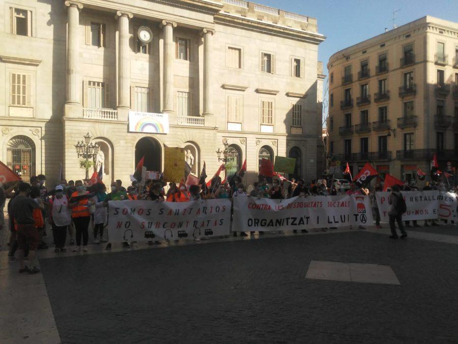 Concentraciones convocadas por la CGT el 30 de junio para exigir que esta nueva crisis no la paguen los colectivos más precarios y desfavorecidos - Imagen-13