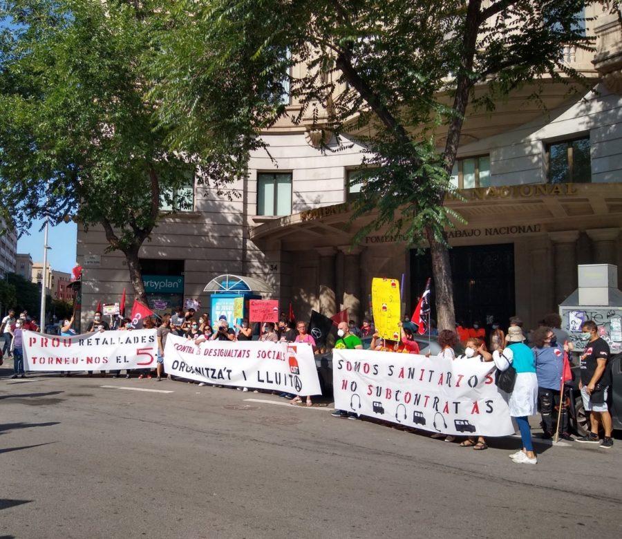 Concentraciones convocadas por la CGT el 30 de junio para exigir que esta nueva crisis no la paguen los colectivos más precarios y desfavorecidos - Imagen-15