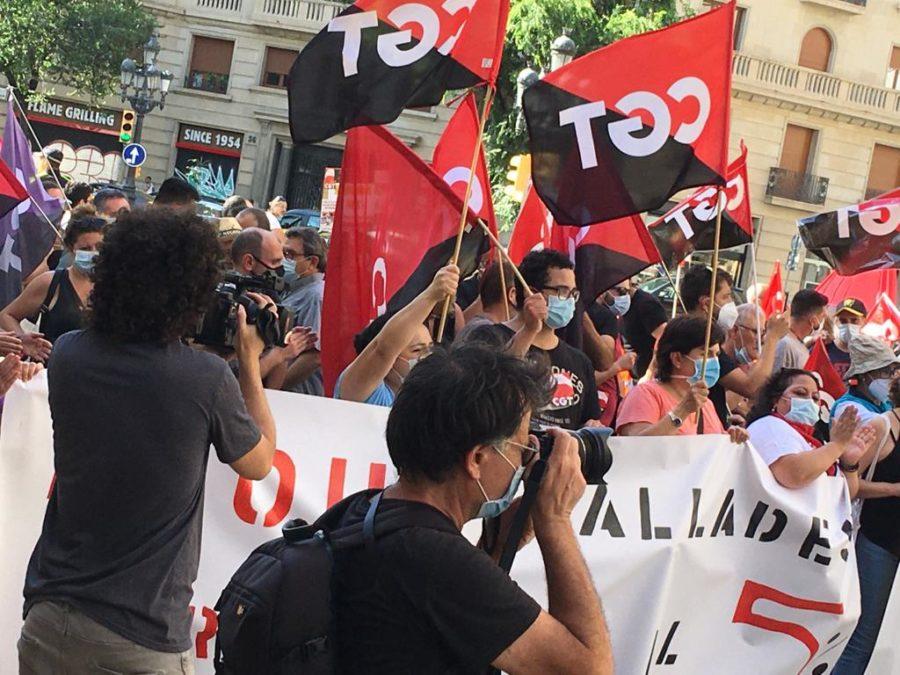 Concentraciones convocadas por la CGT el 30 de junio para exigir que esta nueva crisis no la paguen los colectivos más precarios y desfavorecidos - Imagen-17